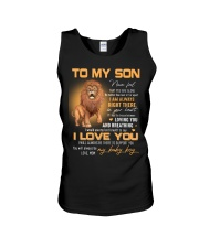 Son Lion I'll Always Be There To Support You Unisex Tank thumbnail