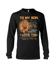 Son Lion I'll Always Be There To Support You Long Sleeve Tee thumbnail