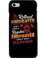 Retired Firefighter Phone Case thumbnail