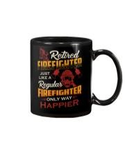 Retired Firefighter Mug thumbnail