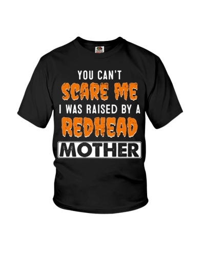 I Was Raised By A Redhead Mother