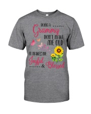 BEING A grammy Classic T-Shirt front