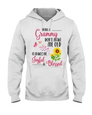 BEING A grammy Hooded Sweatshirt thumbnail