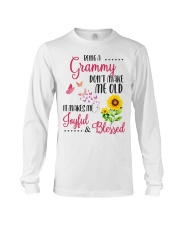 BEING A grammy Long Sleeve Tee thumbnail