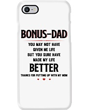 Bonus Dad Phone Case thumbnail