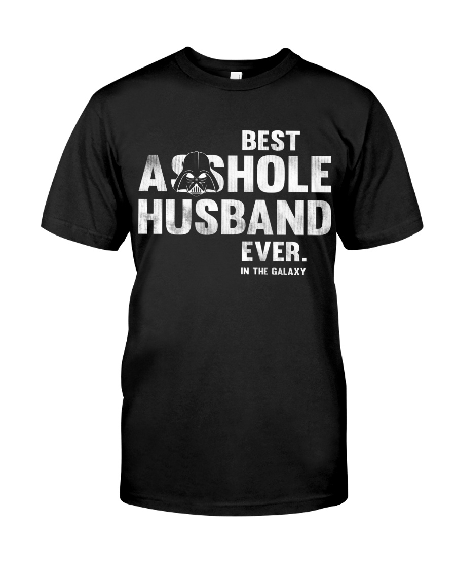 Best Husband Ever in the galaxy Classic T-Shirt