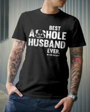 Best Husband Ever in the galaxy Classic T-Shirt lifestyle-mens-crewneck-front-6