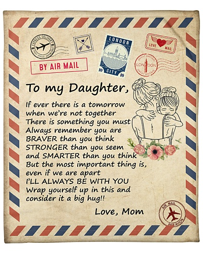 if ever there is a tomorrow -Mom-Daughter