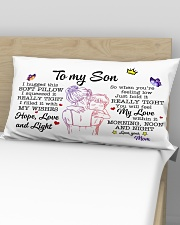 Son Hold It You'll Feel My Love Within In Rectangular Pillowcase aos-pillow-rectangular-front-lifestyle-02
