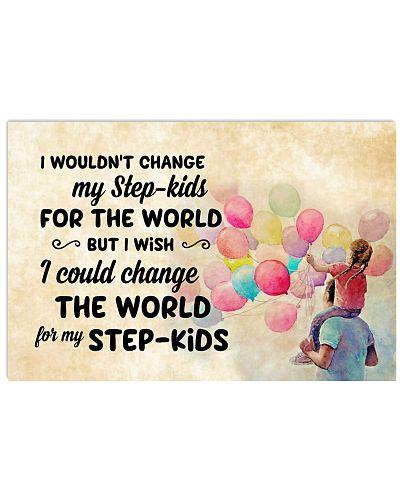 I Wouldn't Change My Step-Kids