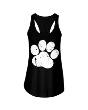 Paw Ladies Flowy Tank tile