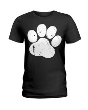 Paw Ladies T-Shirt thumbnail