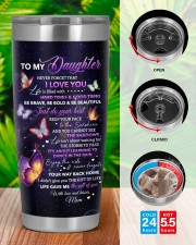 Never Forget That I Love You Mom To Daughter 20oz Tumbler aos-20oz-tumbler-lifestyle-front-46