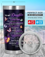 Never Forget That I Love You Mom To Daughter 20oz Tumbler aos-20oz-tumbler-lifestyle-front-47