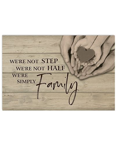 We're Simply Family