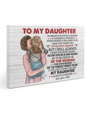 I Closed My Eyes For But A Moment Mom To Daughter Gallery Wrapped Canvas Prints tile