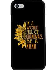 In A World Full Of Grandmas Be A Nana Phone Case thumbnail