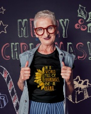 In A World Full Of Grandmas Be A Nana Ladies T-Shirt lifestyle-holiday-crewneck-front-3
