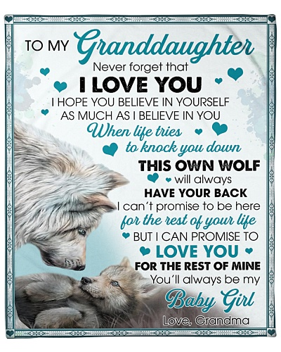 This Old Wolf Will Always Have Your Back