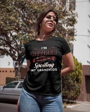 Working Full Time Spoiling My Grandkids Ladies T-Shirt apparel-ladies-t-shirt-lifestyle-02