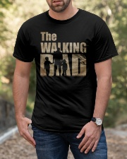 The Walking Dad Classic T-Shirt apparel-classic-tshirt-lifestyle-front-53