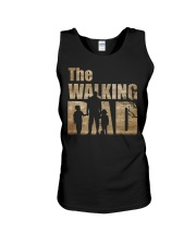 The Walking Dad Unisex Tank thumbnail