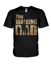 The Walking Dad V-Neck T-Shirt thumbnail