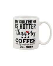My Girlfriend Is Hotter To Boyfriend Personalized Mug front