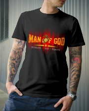 man of god Classic T-Shirt lifestyle-mens-crewneck-front-6