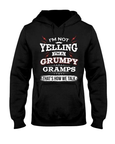 I'm A grumpy Gramps