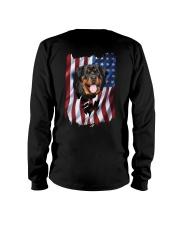 Rottweiler Flag Long Sleeve Tee thumbnail