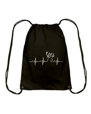 Deer Hunting Drawstring Bag thumbnail