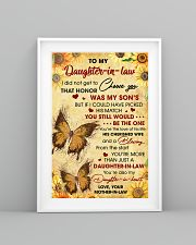 DIL Butterfly You're Also My Daughter-In-Heart 11x17 Poster lifestyle-poster-5