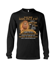 To My Dear Son-In-Law From Mother-in-law Long Sleeve Tee thumbnail