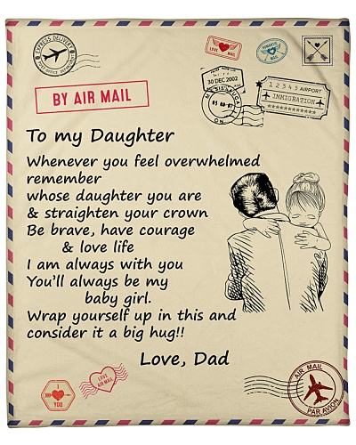 Daughter Be Brave Have Courage And Love Life