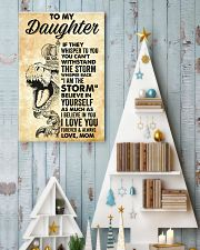 Believe In Yourself As Much As I Believe In You 11x17 Poster lifestyle-holiday-poster-2