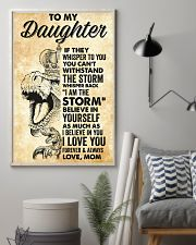 Believe In Yourself As Much As I Believe In You 11x17 Poster lifestyle-poster-1