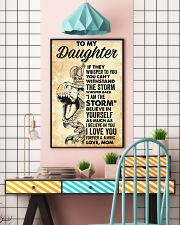 Believe In Yourself As Much As I Believe In You 11x17 Poster lifestyle-poster-6