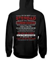 I'm The Best Stepdad Hooded Sweatshirt thumbnail