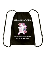 Grandmacorn Drawstring Bag thumbnail