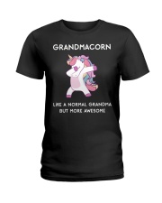 Grandmacorn Ladies T-Shirt front