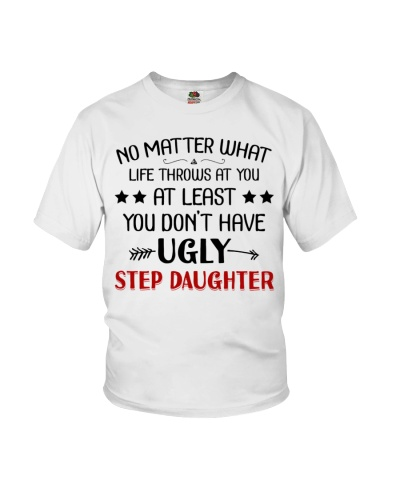 At Least You Don't Have Ugly Step Daughter