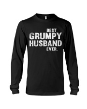 Best Grumpy Husband Ever Long Sleeve Tee thumbnail