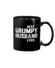 Best Grumpy Husband Ever Mug tile