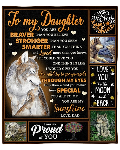 To My Daughter You Are My Sunshine Love From Dad