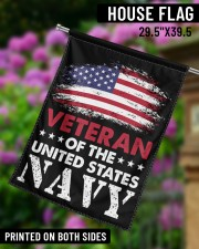 """Veteran Of The United States Navy 29.5""""x39.5"""" House Flag aos-house-flag-29-5-x-39-5-ghosted-lifestyle-14"""