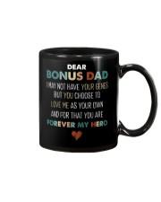 Dear Bonus Dad Mug front