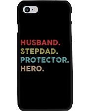 Husband Stepdad Protector Hero Phone Case thumbnail