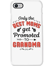 Only The Best Mom Get Promoted To Grandma Phone Case thumbnail