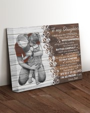 I Wish The Strenght To Face Challenges To Daughter 14x11 Gallery Wrapped Canvas Prints aos-canvas-pgw-14x11-lifestyle-front-17
